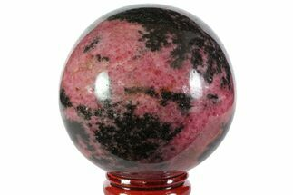 Rhodonite - Fossils For Sale - #78801