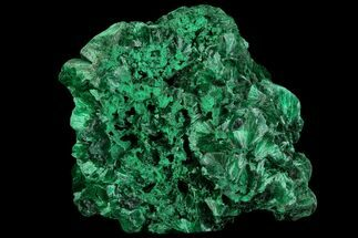 "2.8"" Silky Fibrous Malachite Cluster - Congo For Sale, #81761"