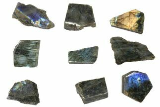 Labradorite - Fossils For Sale - #84543