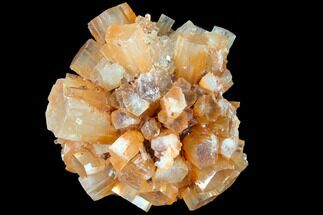 "2"" Aragonite Twinned Crystal Cluster - Morocco For Sale, #87773"