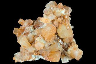 "2.55"" Aragonite Twinned Crystal Cluster - Morocco For Sale, #87776"
