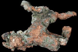 "Buy 4.6"" Natural, Native Copper Formation - Michigan - #90364"