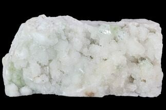 "Buy 3.8"" Apophyllite & Druzy Quartz Association - India - #91234"