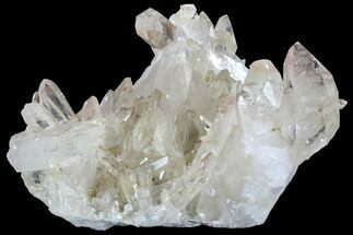 "Buy 6.2"" Quartz Crystal Cluster - Brazil - #93034"