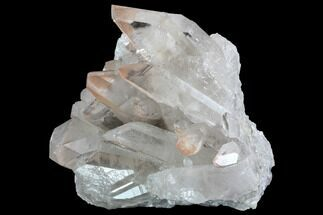 "5.7"" Quartz Crystal Cluster - Brazil For Sale, #93038"