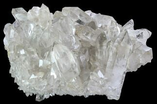 "Buy 7.5"" Quartz Crystal Cluster - Brazil - #93043"
