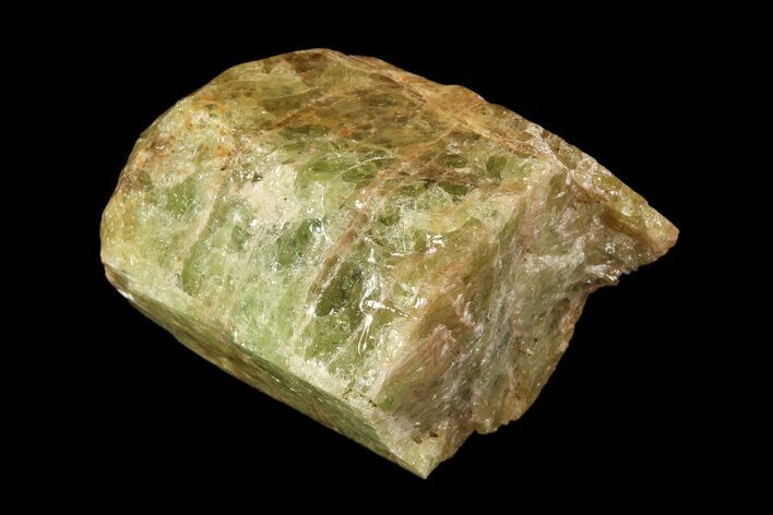 "1.38"" Yellow-Green Fluorapatite Crystal - Ontario, Canada"