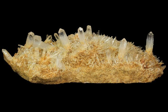 "19"" Cluster Of ""Blue Smoke"" Quartz With Cookeite - Colombia"