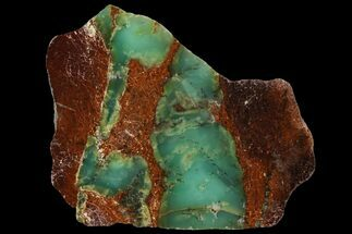 Chrysoprase - Fossils For Sale - #95220