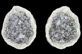 "Buy 2.2"" Keokuk Geode with Calcite Crystals - Missouri - #96562"