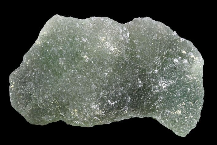 "3.5"" Botryoidal Green Fluorite Crystal Cluster - China"