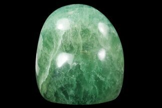 "Buy 3.4"" Polished Green Fluorite Freeform - Madagascar - #99577"