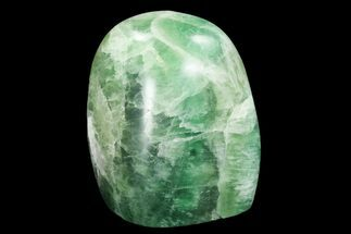 "Buy 4.1"" Polished Green Fluorite Freeform - Madagascar - #99586"