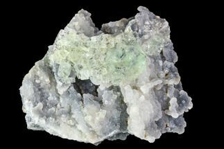 Fluorite & Quartz - Fossils For Sale - #100740