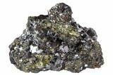 "2.2"" Galena, Chalcopyrite and Pyrite Association - Peru - #102540-1"
