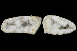 Quartz & Calcite - Fossils For Sale - #104328