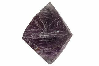 "Buy 1.8"" Fluorite Octahedron - Purple/Green Banded - #104728"