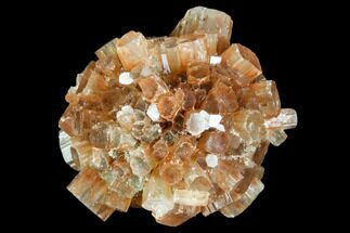 "Buy 1.8"" Aragonite Twinned Crystal Cluster - Morocco - #106597"