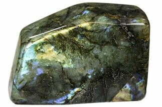 "Buy 4.1"" Flashy Polished Labradorite Free Form - Madagascar - #106891"