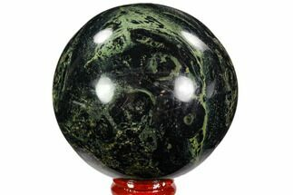 "Buy 3.15"" Polished Kambaba Jasper Sphere - Madagascar - #107281"