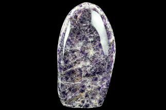 "Buy 5.9"" Tall Polished, Chevron Amethyst Freeform - Morocco - #107488"