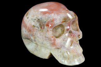 "Buy 4.4"" Polished Agate Skull - Madagascar - #108064"
