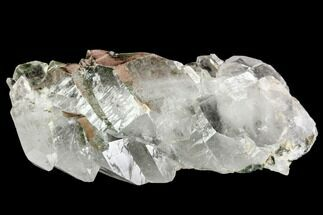 Faden Quartz with Chlorite - Fossils For Sale - #111279