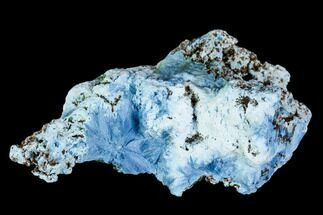 "Buy 2.05"" Light-Blue Shattuckite Specimen - Tantara Mine, Congo - #111694"