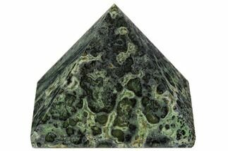 "Buy 1.8"" Polished Kambaba Jasper Pyramid - Madagascar - #112252"