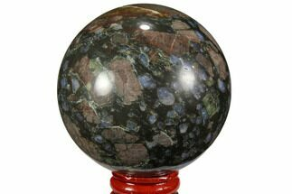 "2.8"" Polished Que Sera Stone Sphere - Brazil For Sale, #112544"