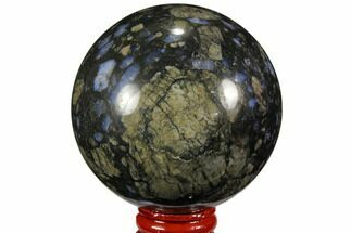 "2.9"" Polished Que Sera Stone Sphere - Brazil For Sale, #112547"