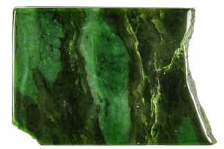 Jade var. Nephrite - Fossils For Sale - #112737