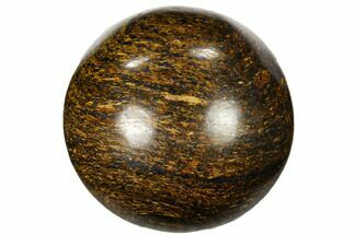 "Buy 1.2"" Polished Bronzite Sphere - #115471"