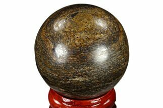"Buy 1.6"" Polished Bronzite Sphere - Brazil - #115984"