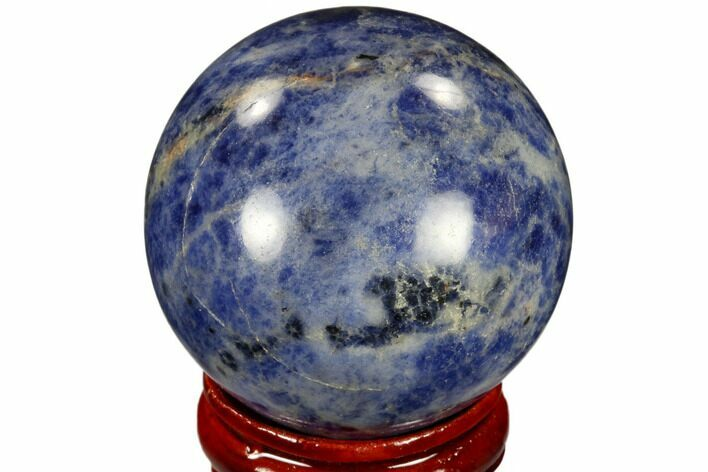 "1.55"" Polished Sodalite Sphere - Africa"