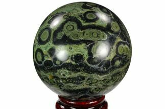 "Buy 2.9"" Polished Kambaba Jasper Sphere - Madagascar - #121528"