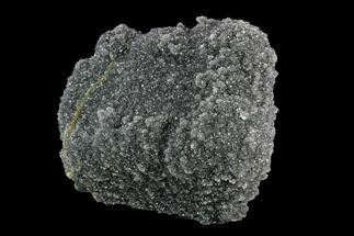 "5.3"" Silvery Druzy Quartz Cluster - Uruguay For Sale, #121400"