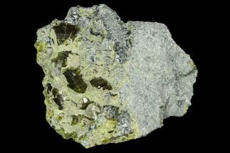 "2.5"" Diopside, Epidote & Biotite Association - Afghanistan For Sale, #122648"