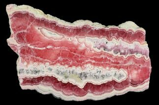 Rhodochrosite  - Fossils For Sale - #126369