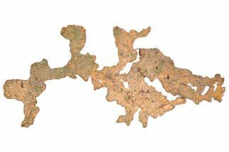 "3.9"" Natural, Native Copper - Ajo, Arizona For Sale, #126896"