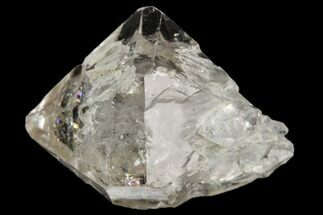 "Buy 1.05"" Double-Terminated Pakimer Diamond - Pakistan - #127255"