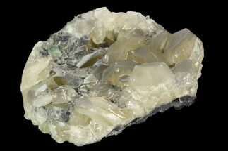 Fluorite & Calcite - Fossils For Sale - #128922