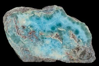 Larimar - Fossils For Sale - #129087
