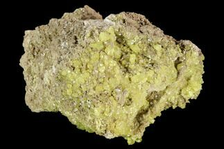 Sulfur - Fossils For Sale - #129735