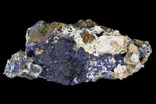 Azurite & Malachite - Fossils For Sale - #128166