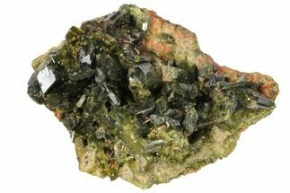 Epidote - Fossils For Sale - #132612