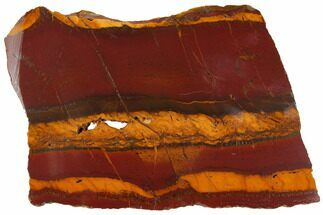 "Buy 5.2"" Polished ""Desert Sunset"" Banded Iron - Western Australia - #132937"
