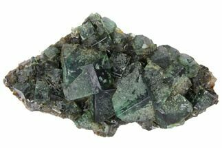 Fluorite  - Fossils For Sale - #132984