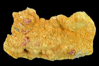 "3.8"" Orpiment, Realgar and Barite Crystal Association - Peru For Sale, #133115"