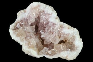 Quartz var. Pink Amethyst - Fossils For Sale - #134766